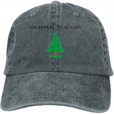 an Appeal to Heaven Hat Cotton Adjustable Baseball Cap Sun Protection Trucker Dad Hat 7-7 3 8 B095C6YSJ5